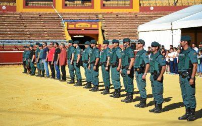 La jornada de puertas abiertas de la Guardia Civil reúne a 1.500 escolares