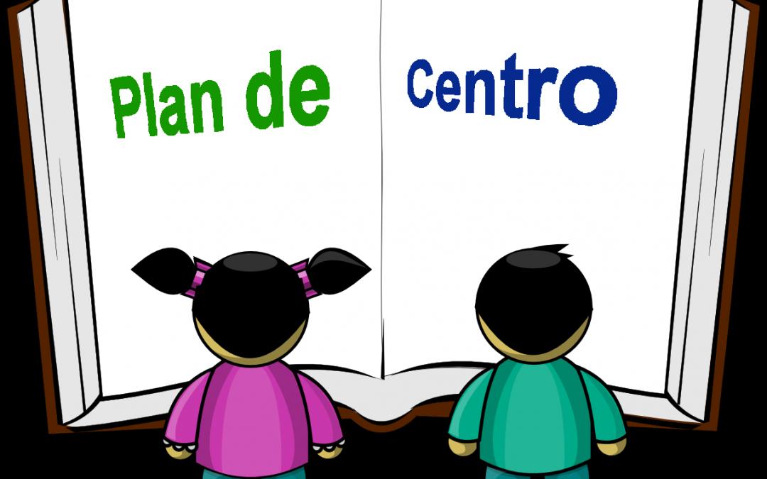 PLAN ANUAL DE CENTRO  2017/2018
