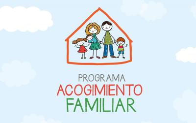 PROGRAMA DE ACOGIMIENTO FAMILIAR DE MENORES