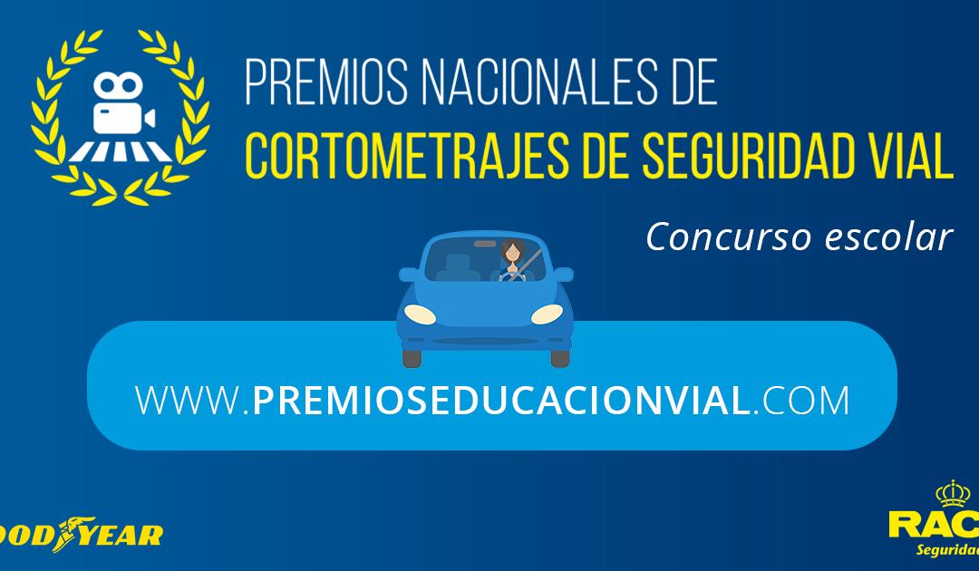 CONCURSO DE CORTOMETRAJES DE EDUCACIÓN VIAL