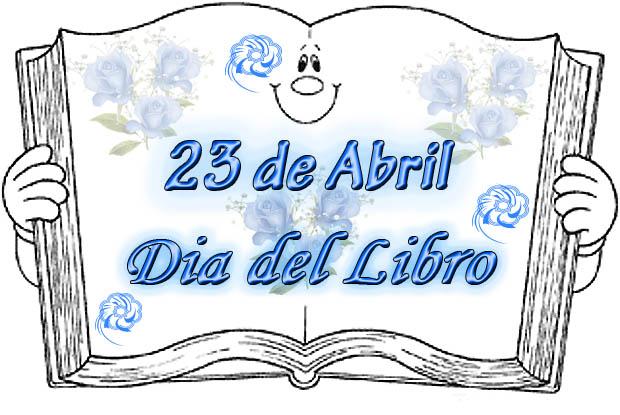 DÍA DEL LIBRO (23 de abril de 2019)