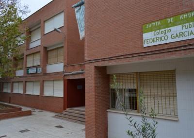 INSTALACIONES CEIP COLEGIO GARCIA LORCA HUELVA (108)