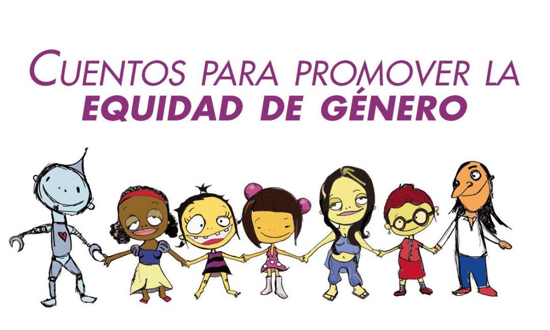 Cuentos para la igualdad entre niñas y niños