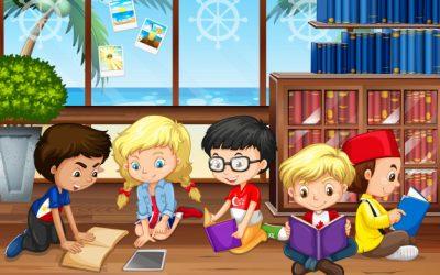 Biblioteca on line para disfrutar con la lectura