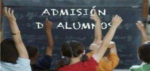 Procedimiento de Admisión de alumnos/as  2021/2022  Del 1 al 31 de marzo de 2021