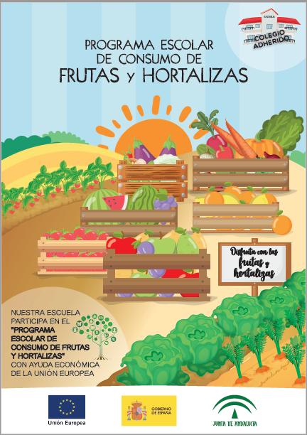 Plan de consumo de frutas y hortalizas en el cole