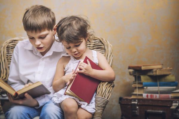 Lectura de cuentos para Infantil y 1º de Primaria
